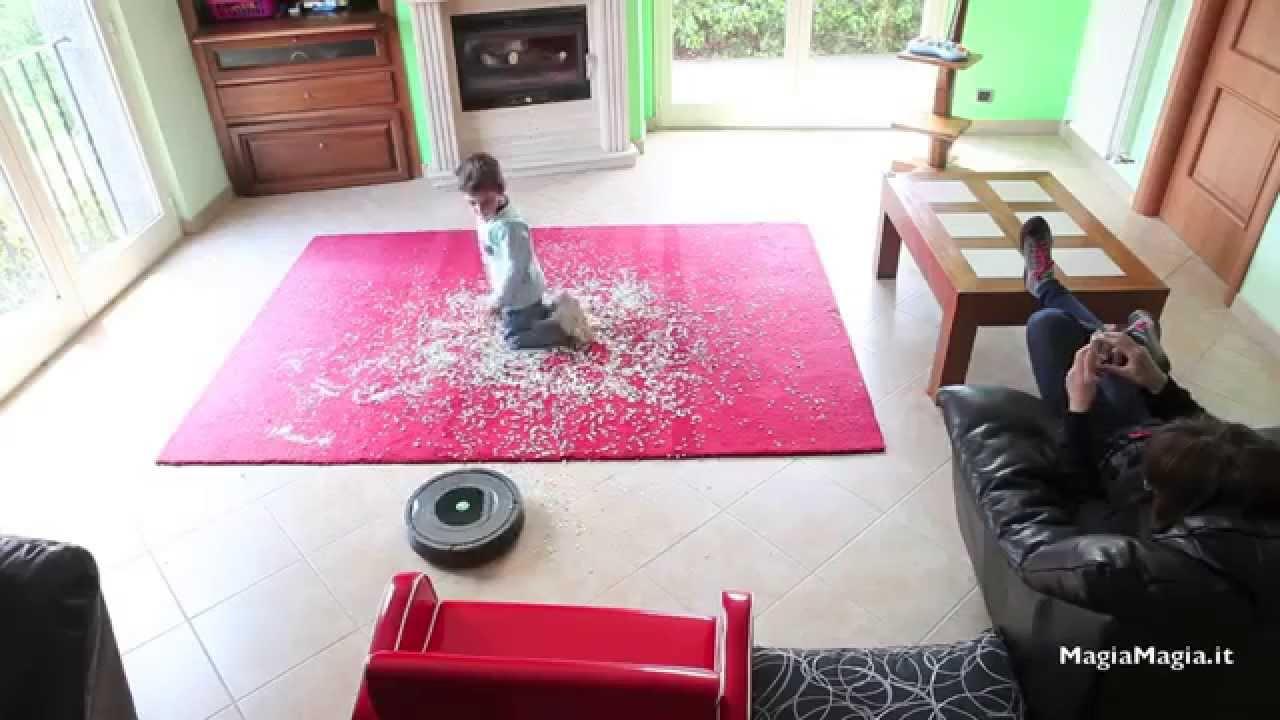 Aspirapolvere Robot Roomba.Irobot Roomba 780 Aspirapolvere Robot Domestico