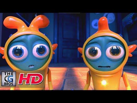 "**Award Winning** CGI 3D Animated Short Film: ""The Alien Nightmare"" | TheCGBros"