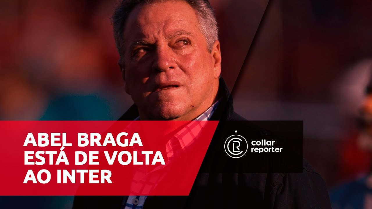 Abel Braga Esta De Volta Ao Inter Detalhes Do Contrato Do Novo Tecnico Adeus Coudet Youtube