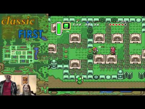 Classic First! Link to the Past Ep. 9 - Big Rocks!