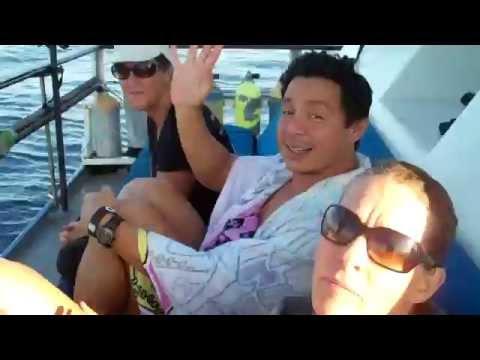 Deep Enders First-Ever San Nicolas to San Pedro Relay