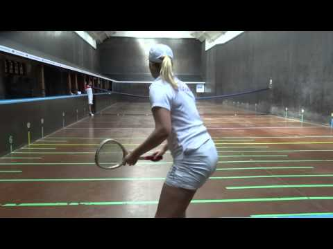 Neptune Ladies British Open Real Tennis Singles Final 2014