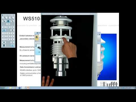 Lufft Academy Webinar – New Lufft Weather Sensors WS510 and