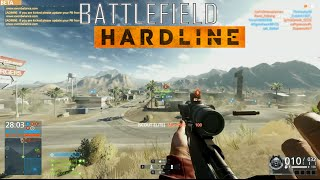 Battlefield Hardline - Amazing Quickscope Sniper Feeds | PC Montage