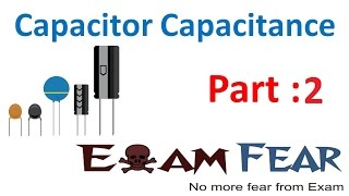 Physics Capacitor & Capacitance part 2 (Behaviour of Conductor in Electric Field) CBSE class 12