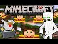 Minecraft 1.8 Snapshot: Ghost Spectate, Barrier Block, Enderman, Creeper, Spider Vision, Cart Eject