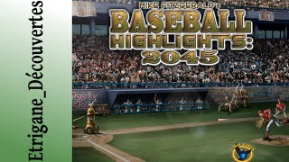 [Android/Jeu de Plateau] Baseball Highlights 2045 - L'adaptation humble