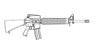 How to Draw an Assault rifle m16 / Как нарисовать Автомат m16(Drawing Channel - https://www.youtube.com/channel/UCaZm6IvtL9zNeDwQi571asA/videos Канал для рисования ..., 2015-04-18T17:03:51.000Z)