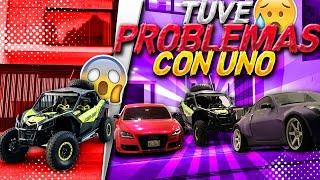 LLEVE MIS COCHES A MI NUEVO GARAGE Y TUVE PROBLEMAS.. | ManuelRivera11
