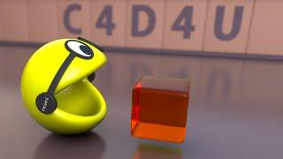 PacMan 3D Animation V2 (little bit Jelly 😋)