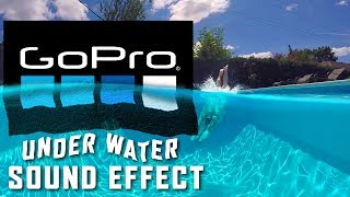DEAD EASY Underwater GoPro Audio Effect