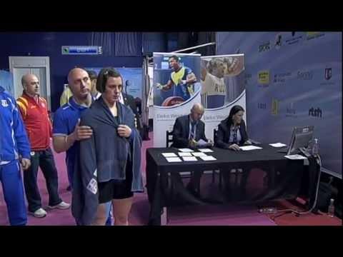 2013 European Championships Women 63 Kg