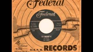 TINY TOPSY - You Shocked Me - FEDERAL