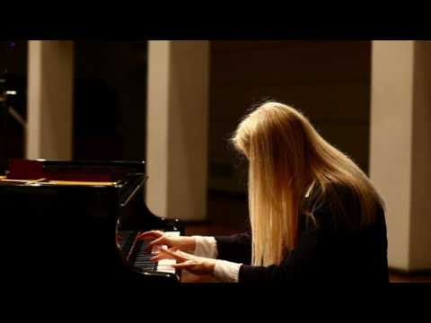 "Beethoven ""Moonlight"" Sonata op 27 # 2 Mov 3 Valentina Lisitsa"