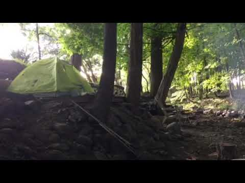 Camp Glenwood 2 nite stay