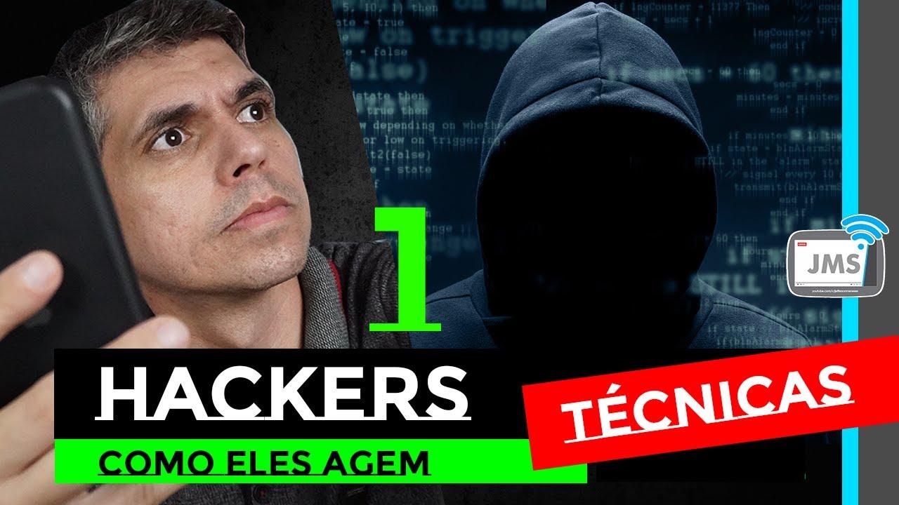 Download Como um HACKER tem Acesso a sua Conta   Como os Hackers Agem episódio 01