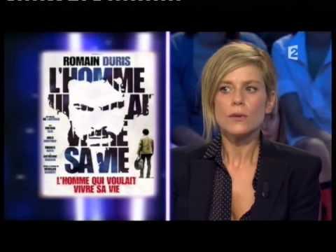 Marina Foïs - On n'est pas couché 23 octobre 2010 #ONPC
