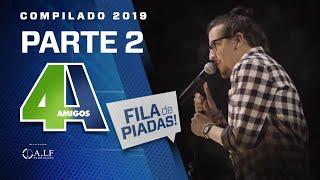 COMPILADO FILA DE PIADAS - 2019 - #2