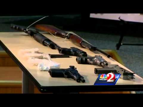 PD: Orange County is home to thousands of gang members