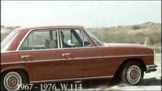 Mercedes-Benz W120 To W114 Trailer