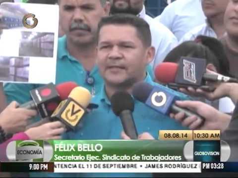 Trabajadores de Colgate-Palmolive exigen contrato colectivo