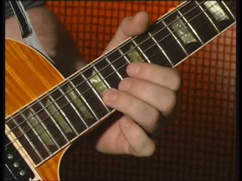 Are Slash guitar lick