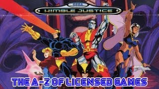 X-Men Games + Xena: Warrior Princess (PS1) Review - A-Z of Licensed Games