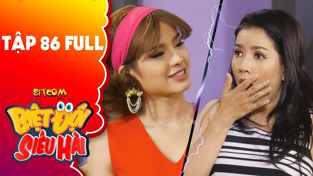 Biệt đội siêu hài | tập 86 full: Jolie Phương Trinh tung chiêu trả đũa khiến Ngọc Trinh bái phục