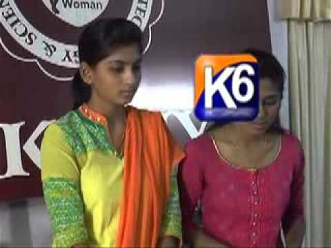 Camera Raksha Media conferance in KITS College
