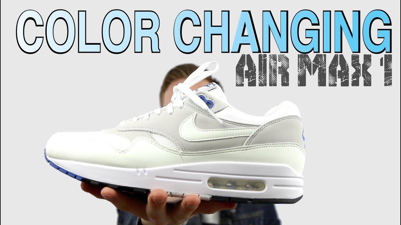 nike air max 1 colors