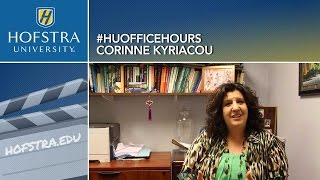 National Public Health Week 2016: HU Office Hours with Corinne Kyriacou