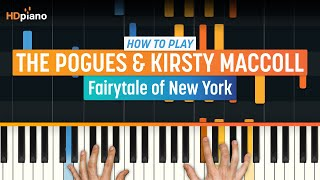 """How To Play """"Fairytale of New York"""" by The Pogues & Kirsty MacColl 