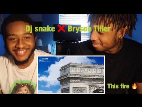 """Download DJ SNAKE """"Smile"""" Ft. Bryson tiller (Reaction) 🤔"""