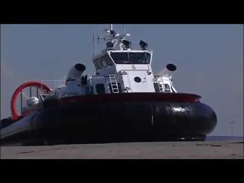 Mighty Machines   Hovercraft