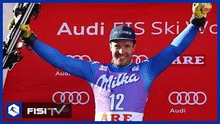 Christof Innerhofer: 'Il podio? Non ci credevo più'