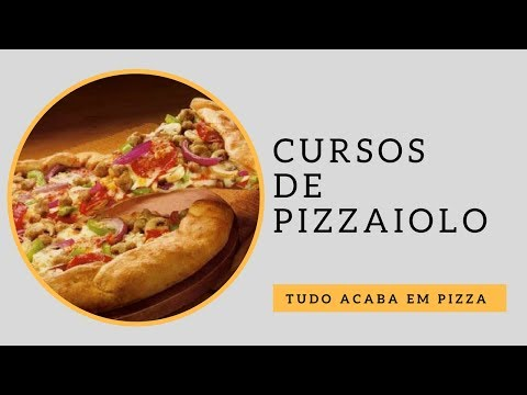 Cursos de Pizzaiolo - Cursos de Pizzaiolo Profissional de YouTube · Duração:  4 minutos 14 segundos