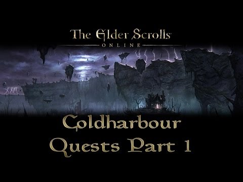 ESO - Coldharbour Quests - Part 1 -The Hollow City