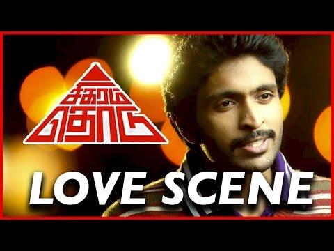 Sigaram Thodu - Love Scene | Vikram Prabhu | Monal Gajjar | D.Imman