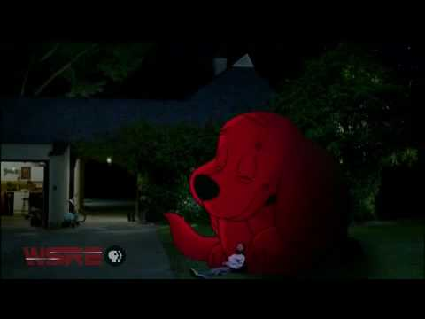 WSRE | Clifford the Big Red Dog and Boy