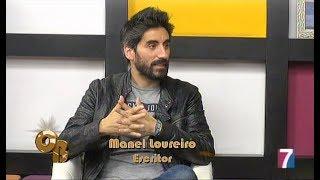 "Manel Loureiro presenta su inquietante novela ""Veinte"""