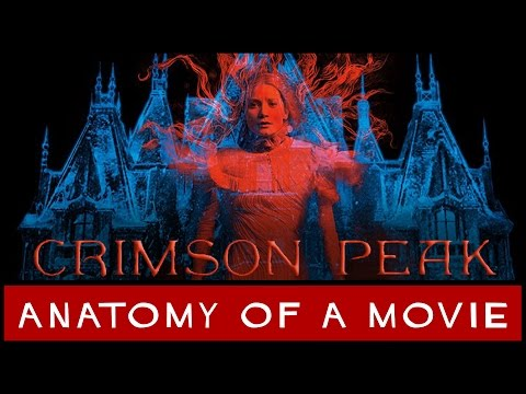 Crimson Peak (Tom Hiddleston, Mia Wasikowska) Review | Anatomy of a Movie