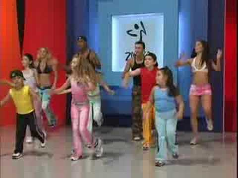 Zumba for Kids sample