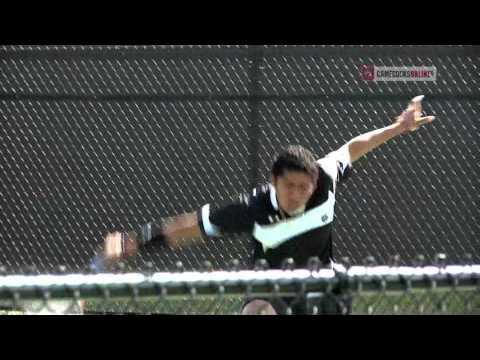 Andrew Adams Highlights - South Carolina Men's Tennis
