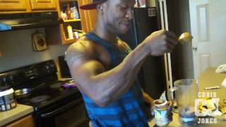 Muscle Building Protein Smoothie By Chris Jones Of Physiques Of Greatness