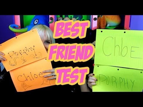 BEST FRIEND TEST from YouTube · Duration:  9 minutes 14 seconds