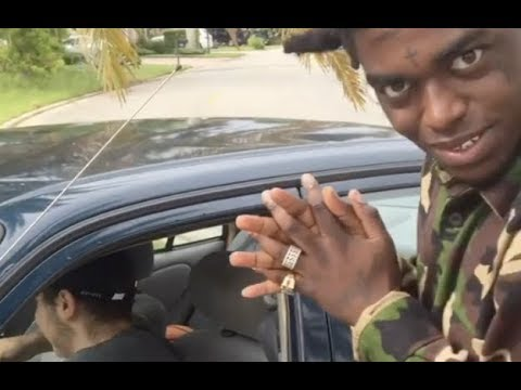 Kodak Black Surprises Uber Eats Driver After Ordering Orange