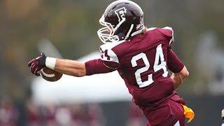 Fordham has stellar wide receiver in Wetzel