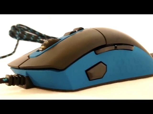 Mouse Sades Gunblade S16 Agora no Brasil