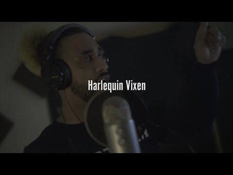 MIShax - Harlequin Vixen - #WordplayThursdays