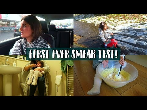 First Ever Smear Test! | Phoebe & Me